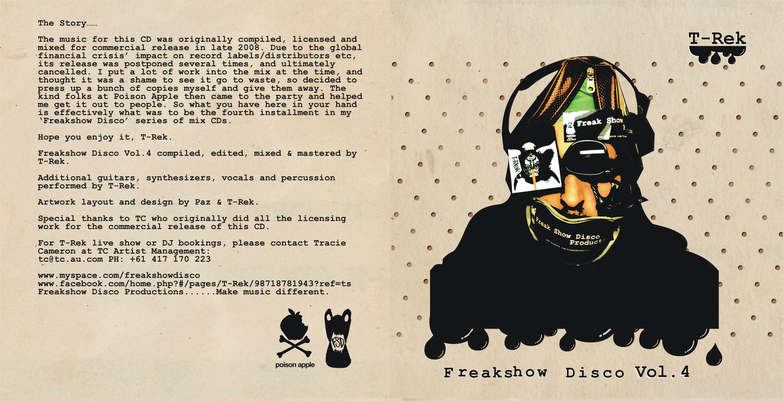 FSD VOL 4 CD - PAPER OUTSIDE
