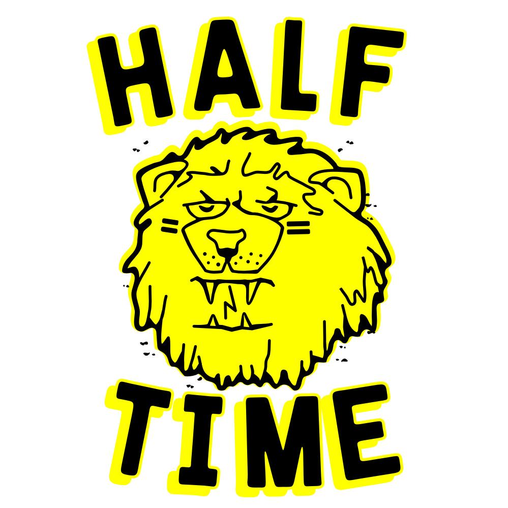 Half Time - Laundry Bar  - Wednesdays - Logo