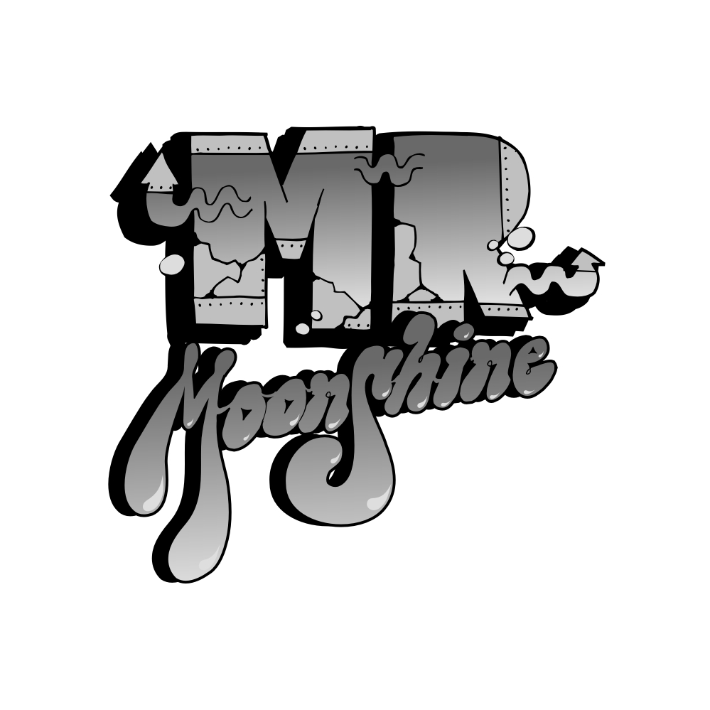MR MOONSHINE - LOGO