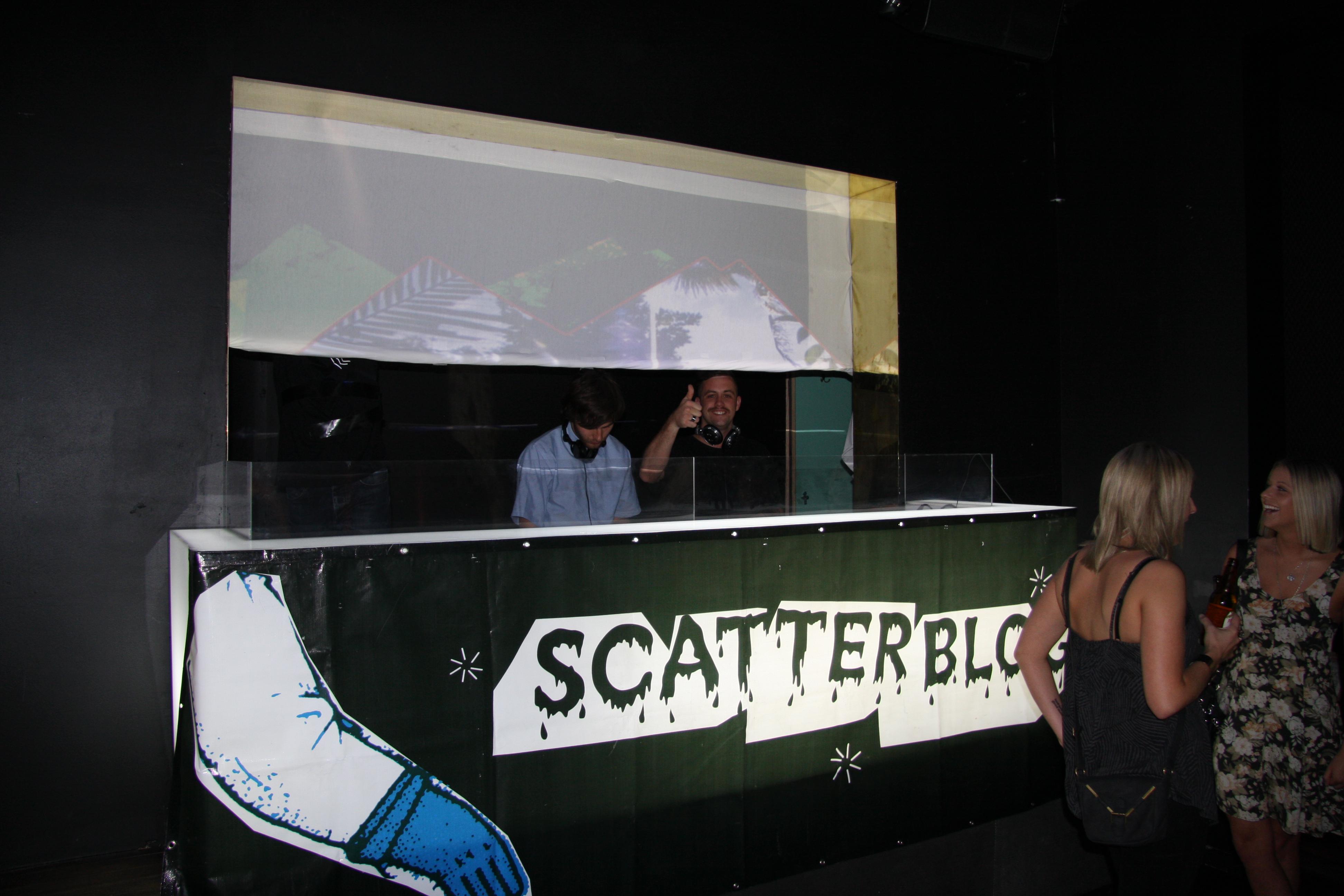 Scatterblog - Banner