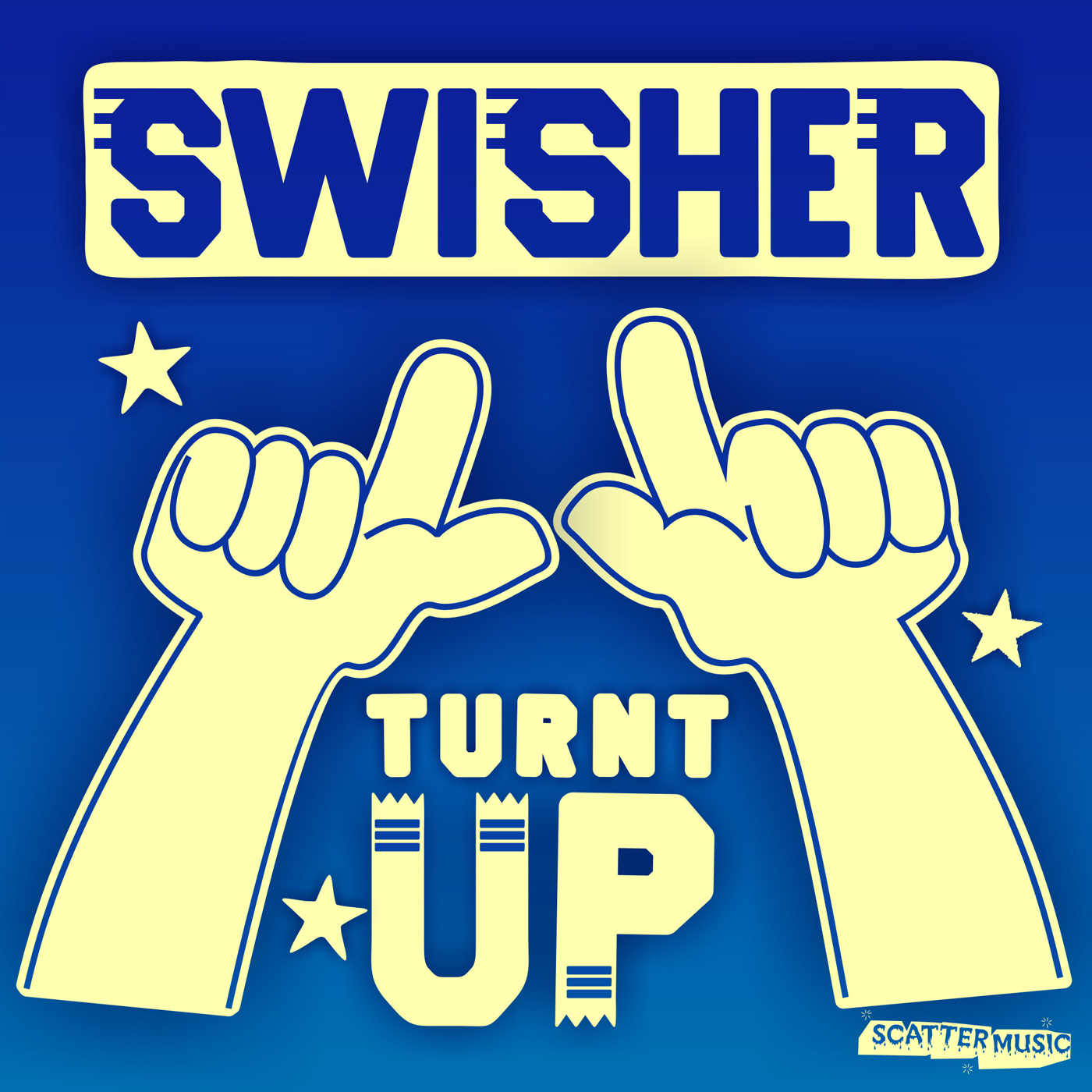 Swisher - Turnt Up - 1400 x 1400