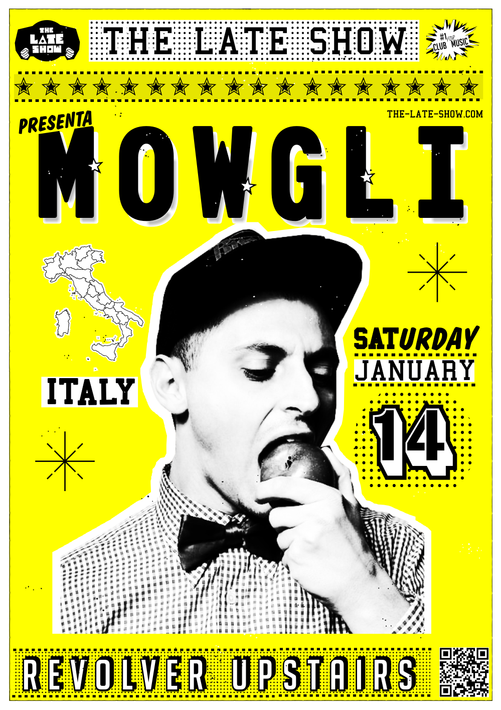 TLS - Mowgli - January 14th - 2012 - Revolver Upstairs