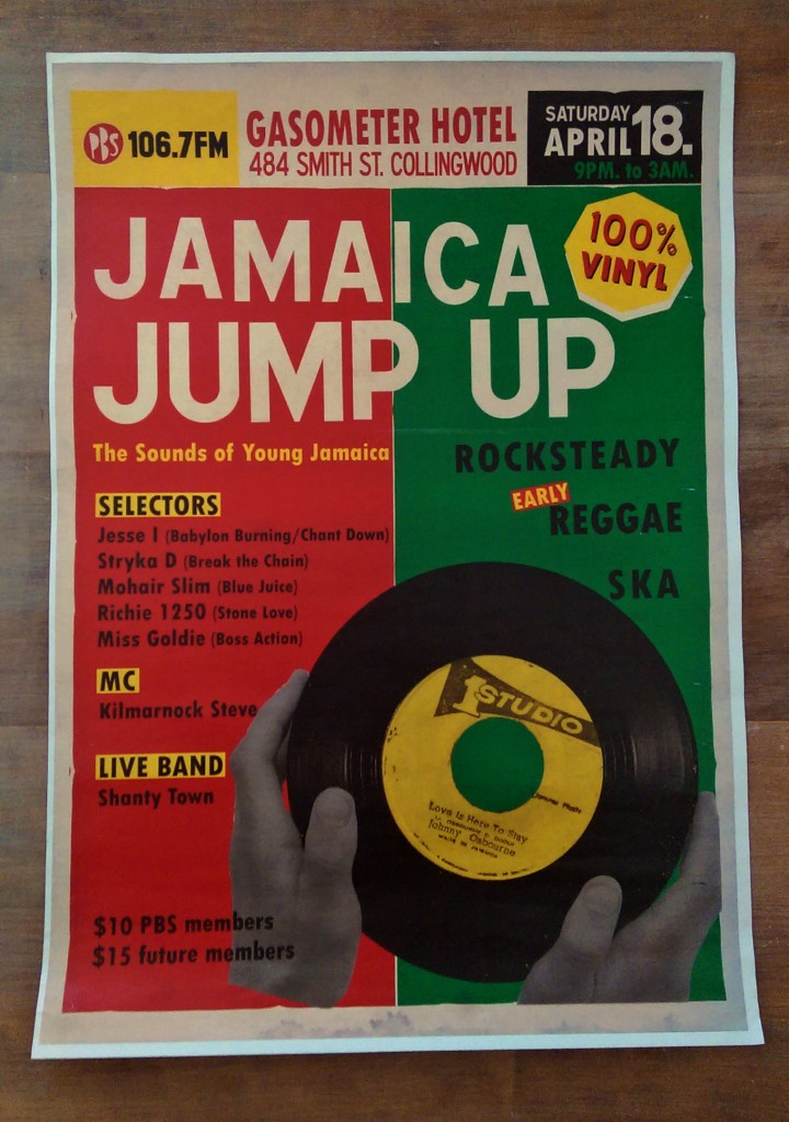 JAMAICA JUMP-UP - The Sounds of Young Jamaica (5)