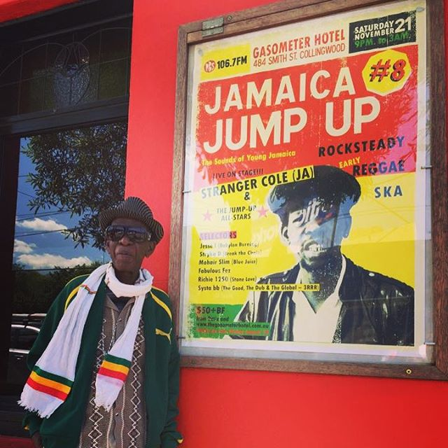 Jamaica Jump Up - Stanger Cole Poster